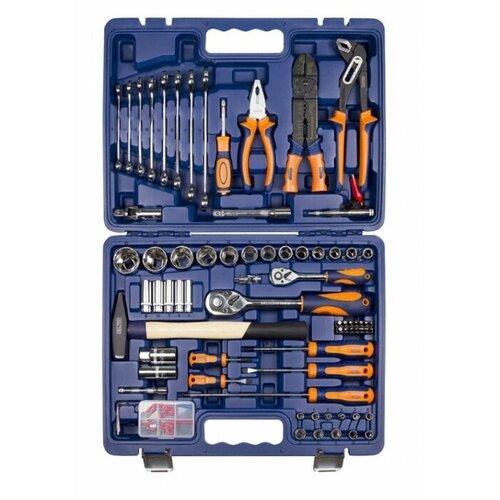 Набор инструментов Helfer (99 предм.) HF000016 набор инструмента helfer 1 2dr и 1 4dr 99 предметов hf000016