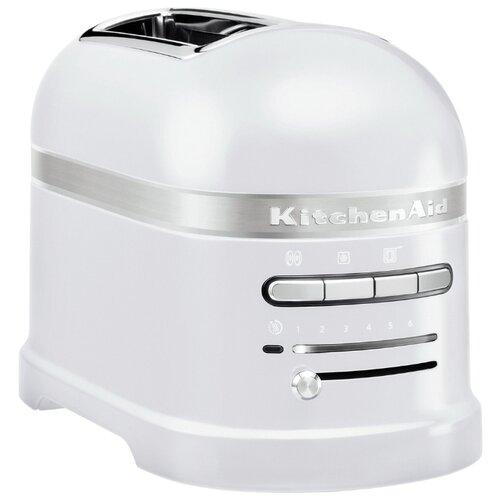 Тостер KitchenAid 5KMT2204EFP, морозный жемчуг