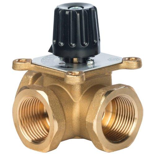 Трехходовой смесительный клапан STOUT SVM-0003-012502 муфтовый (ВР), Ду 25 (1), Kvs 12