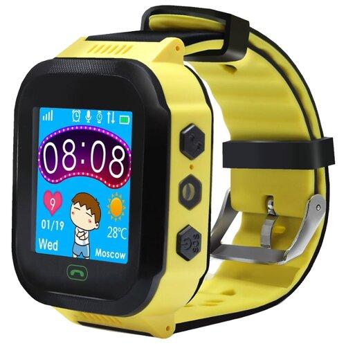 Часы Ginzzu GZ-502 желтыйУмные часы и браслеты<br>