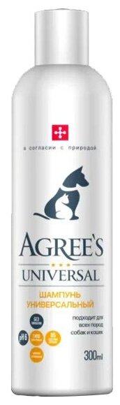 Шампунь Agree's универсальный для всех пород собак