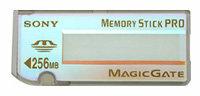 Карта памяти Sony MSX-256
