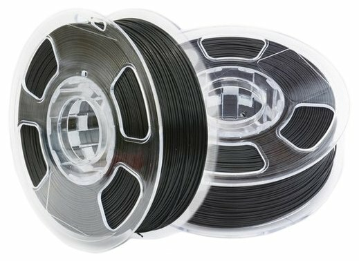 PLA Geek пруток U3Print 1.75 мм черный