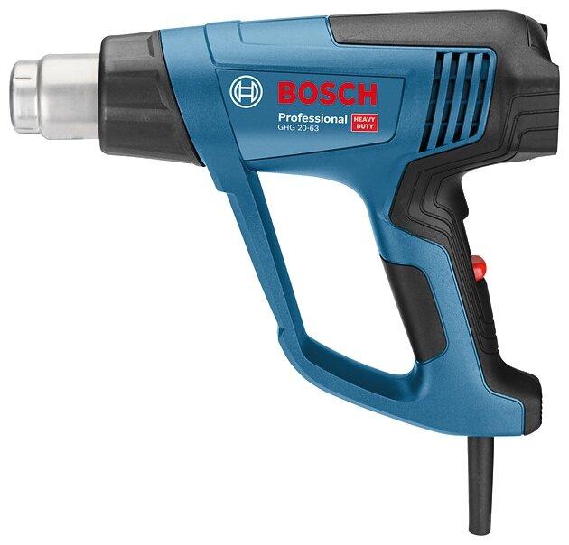 Профессиональный строительный фен BOSCH GHG 20-63 Professional Case
