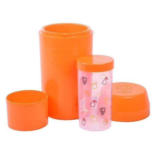 Йогуртница-термос Oursson FE550 50/52/49 оранжевый