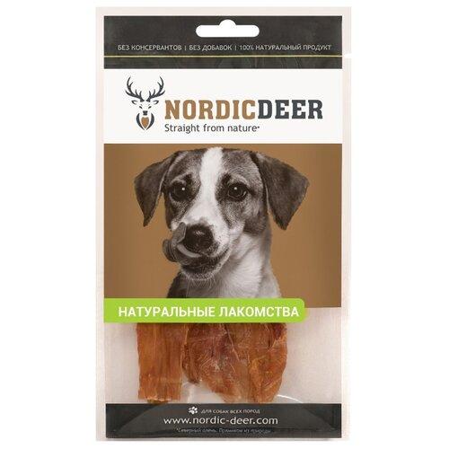 Лакомство для собак Nordic Deer Рубец свиной, 40 г