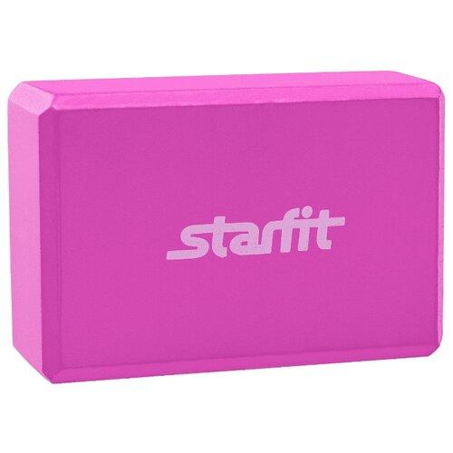 Блок для йоги Starfit FA-101 розовый