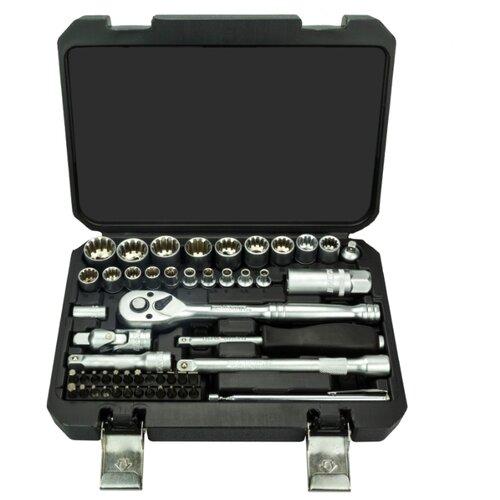 Набор инструментов HASKYY (52 предм.) GLRS-17