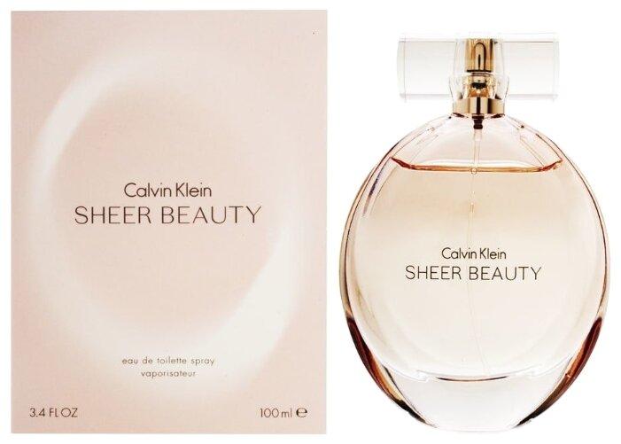 e51926f7c1533 Купить CALVIN KLEIN Sheer Beauty по выгодной цене на Яндекс.Маркете