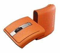 Мышь Lenovo Wireless Laser Mouse N70 Orange USB