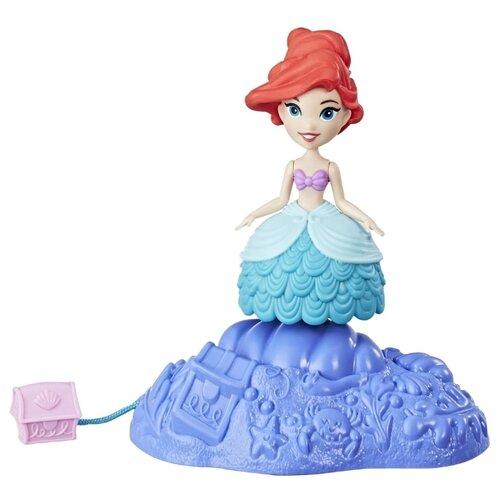 Купить Кукла Hasbro Disney Princess Magical Movers Маленькое королевство Ариэль, 8 см, E0244, Куклы и пупсы