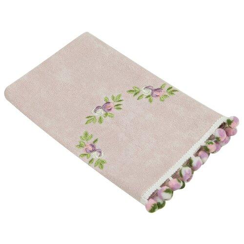 La Pastel Полотенце Rebeka dairy для лица 30х50 см розовый