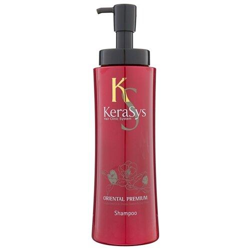 KeraSys шампунь Oriental Premium 600 мл с дозатором kerasys шампунь для волос шарм 600 мл с дозатором