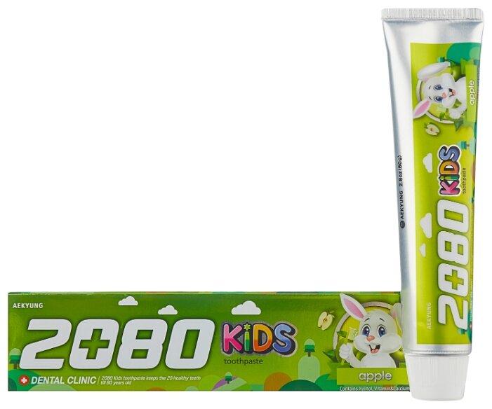 Зубная паста Dental Clinic 2080 Kids Apple 2+