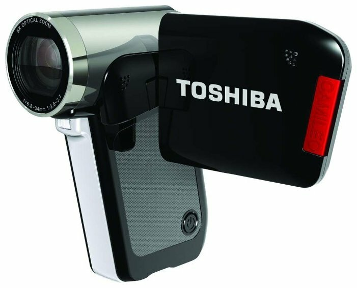 Видеокамера Toshiba Camileo P30