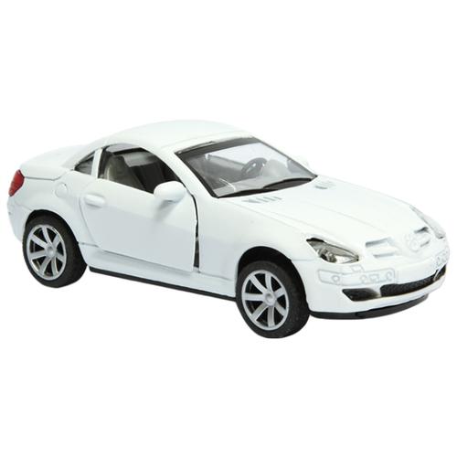 Купить Легковой автомобиль Handers Mercedes-Benz SLK (HAC1602-023) 1:32 17 см белый, Машинки и техника