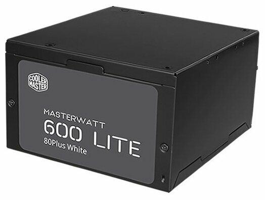 Блок питания Cooler Master MPX-6001-ACABW-ES 600W