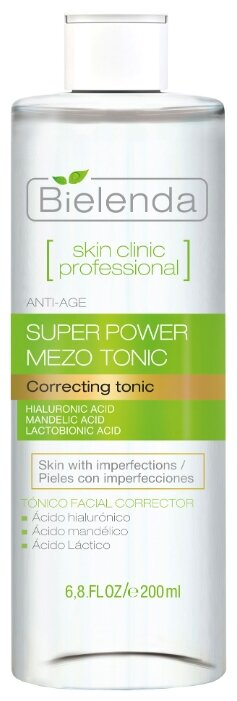 Тоник Bielenda Skin Clinic Professional активный корректирующий 200 мл