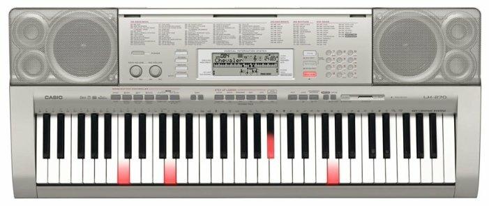 Синтезатор CASIO LK-270