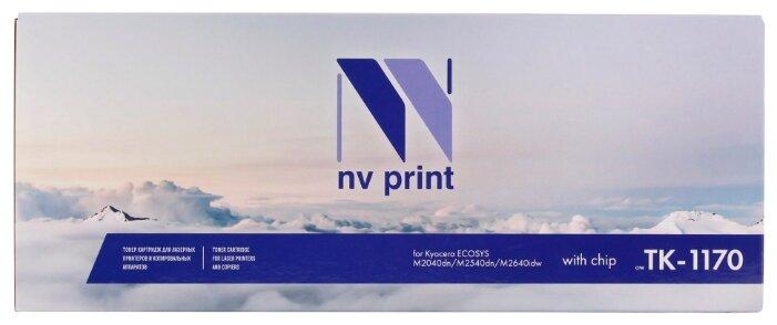 Картридж NV Print TK-1170 для Kyocera, совместимый — купить по выгодной цене на Яндекс.Маркете