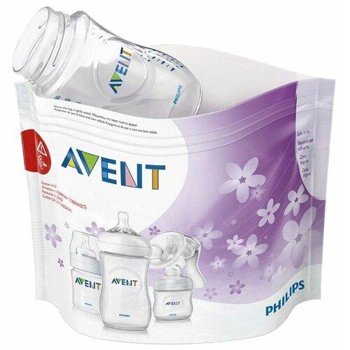 Купить Пакеты для стерилизации Philips AVENT SCF297/05, Стерилизаторы
