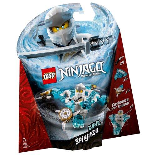 Купить Конструктор LEGO Ninjago 70661 Зейн - мастер Кружитцу, Конструкторы