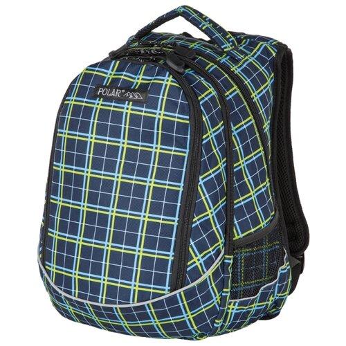 Рюкзак POLAR 18301 темно-синийРюкзаки<br>