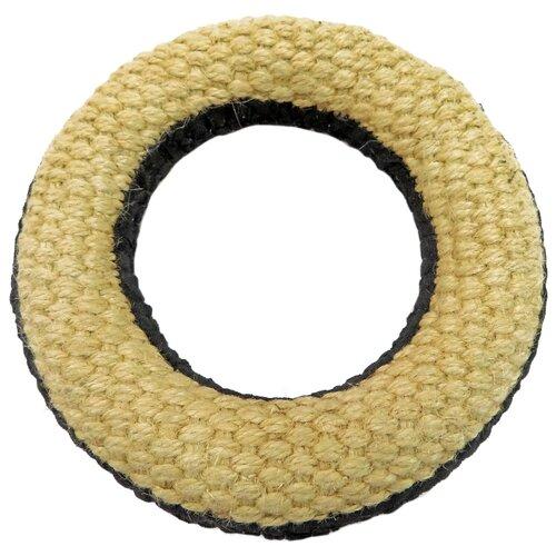 Кольцо для собак Ankur джутовое кольцо 16 см черный / коричневый
