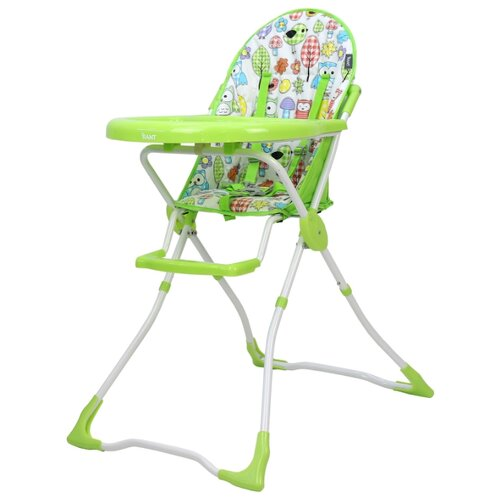 Стульчик для кормления RANT Fredo birds green стульчик для кормления babys piggy розовый