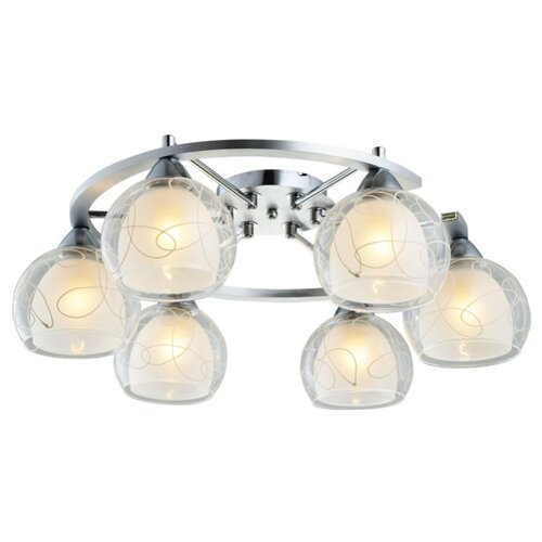 Светильник Power Light Combo 1108/6-3Люстры<br>
