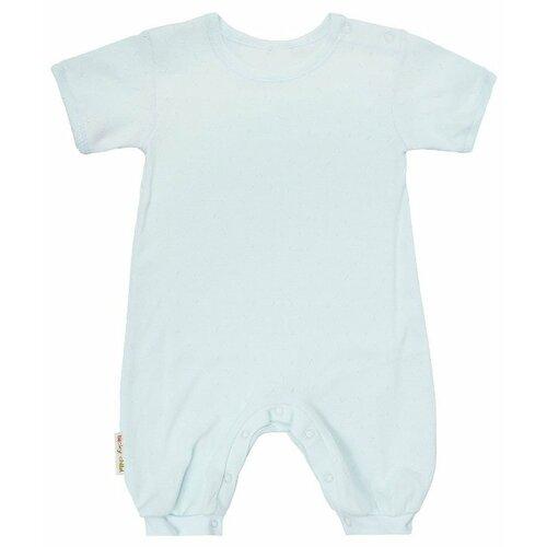 Песочник lucky child размер 22 (68-74), голубой боди lucky child размер 22 68 74 голубой