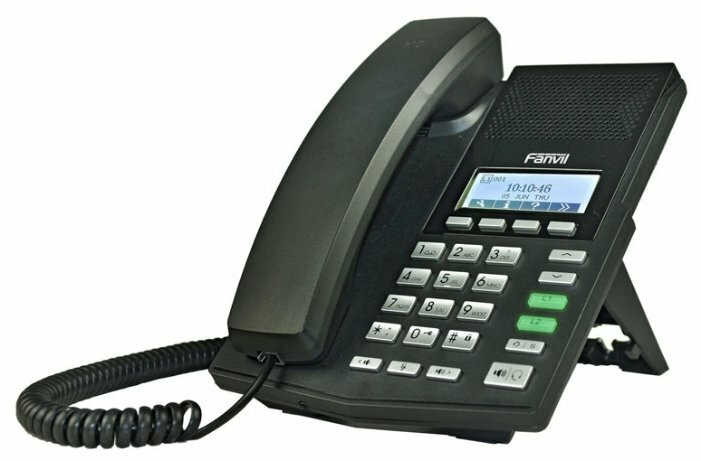 IP телефон Fanvil X3P, красный