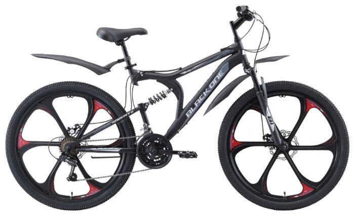 Горный (MTB) велосипед Black One Totem FS 26 D FW (2019)