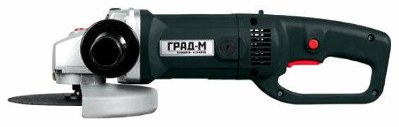 УШМ Град-М УШМ-1300, 1300 Вт, 180 мм