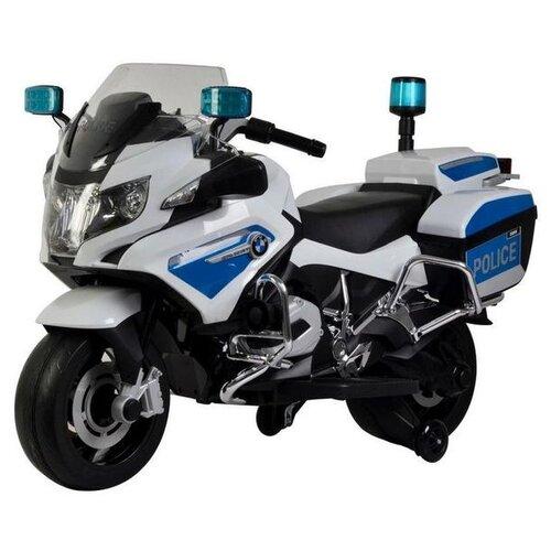 Купить Barty Мотоцикл BMW R1200RT-P белый, Электромобили