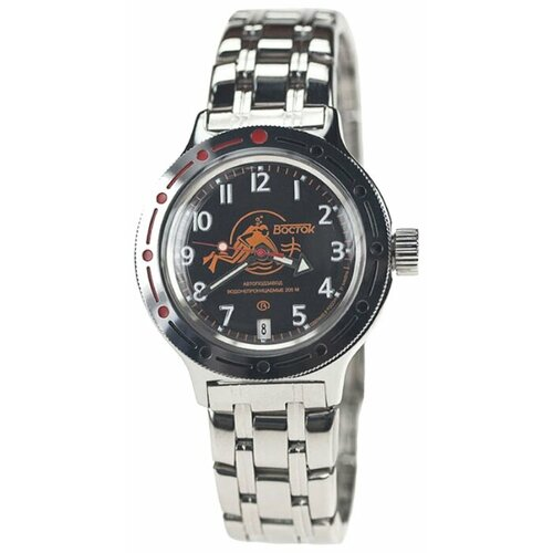 Наручные часы Восток Амфибия 420380 наручные часы восток амфибия 090913