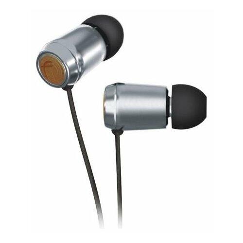 Наушники Fischer Audio Silver Bullet silver внутриканальные наушники fischer audio consonance mini