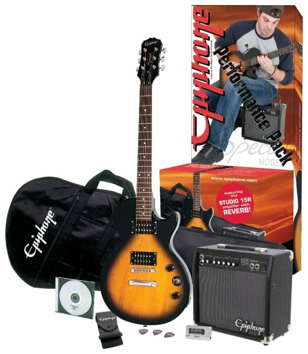 Электрогитара Epiphone Special II Performance Pack