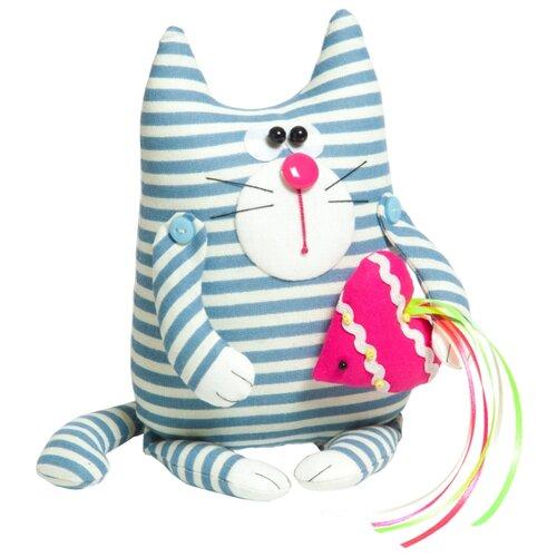 Купить Малиновый слон Набор для изготовления мягкой игрушки Кот Матвей (ТК-007), Изготовление кукол и игрушек