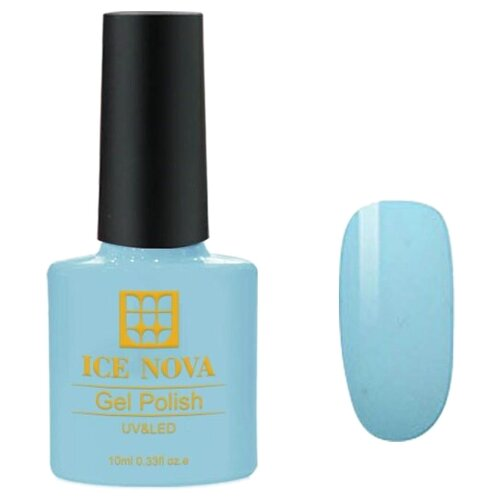 Купить Гель-лак для ногтей ICE NOVA Gel Polish, 10 мл, 080
