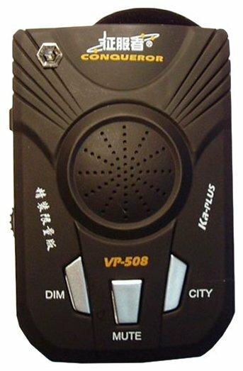 Радар-детектор Conqueror VP-508