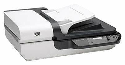 Сканеры HP ScanJet N6310