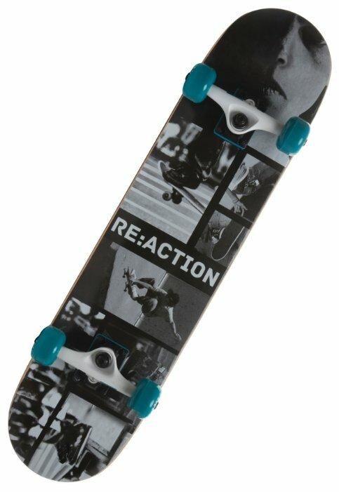 Скейтборд RE:ACTION RSKB51506