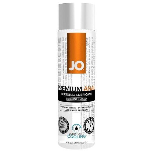 Гель-смазка JO Premium Anal Cooling 120 мл флакон