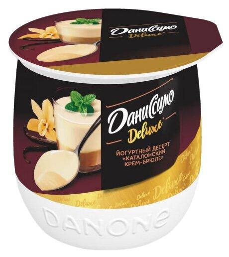 Купить <b>Десерт Даниссимо Deluxe йогуртный</b> со вкусом ...