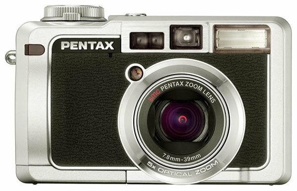 Фотоаппарат Pentax Optio 750z
