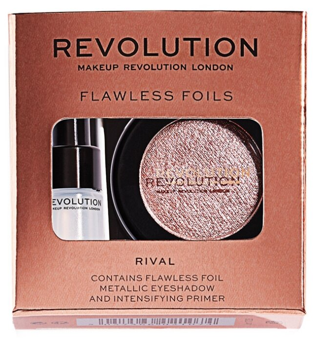 REVOLUTION Набор Flawless Foils Rival