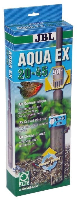 Сифон механический JBL AquaEx Set 20-45
