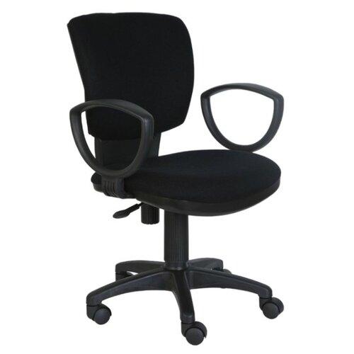 Компьютерное кресло Бюрократ CH-626AXSN, обивка: текстиль, цвет: черный 10-11