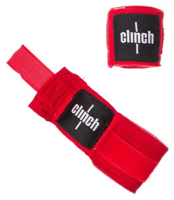 Кистевые бинты Clinch Boxing Crepe Bandage Punch 350 см